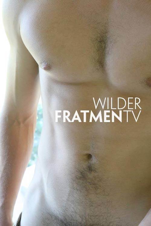 Wilder (Naked College Jock) at Fratmen.tv