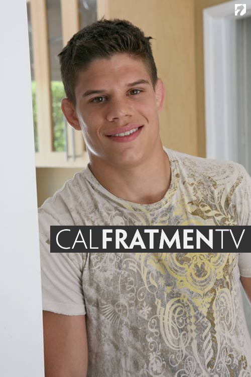 Cal (Naked College Jock) at Fratmen.tv
