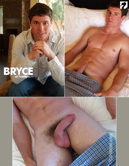 Bryce at Fratmen.tv