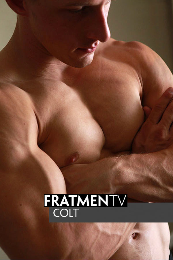 Colt at Fratmen.tv