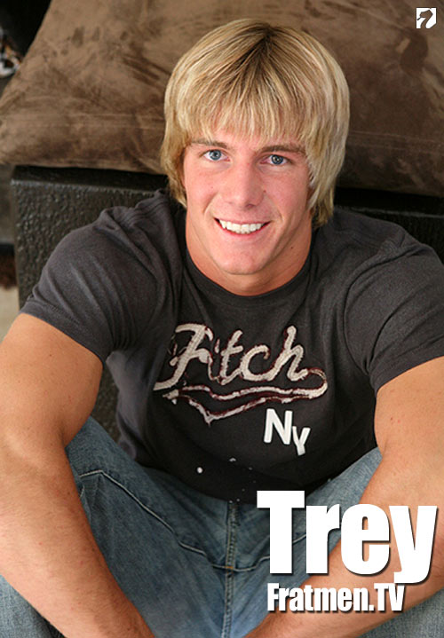 Trey at Fratmen.tv