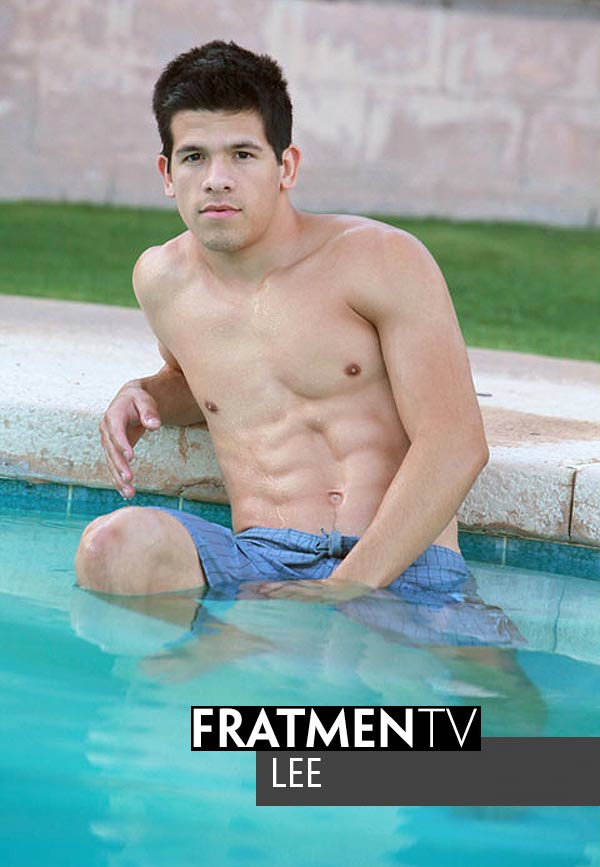 Lee (Uncut Latin Boxer) at Fratmen.tv