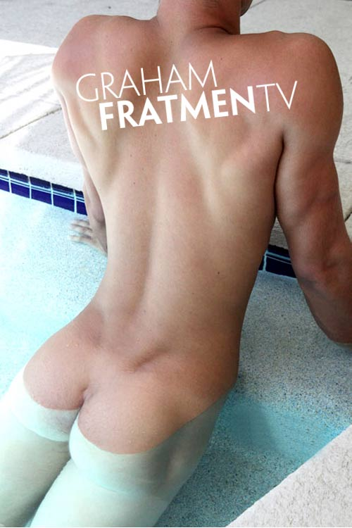 Graham (Naked College Swimmer) at Fratmen.tv