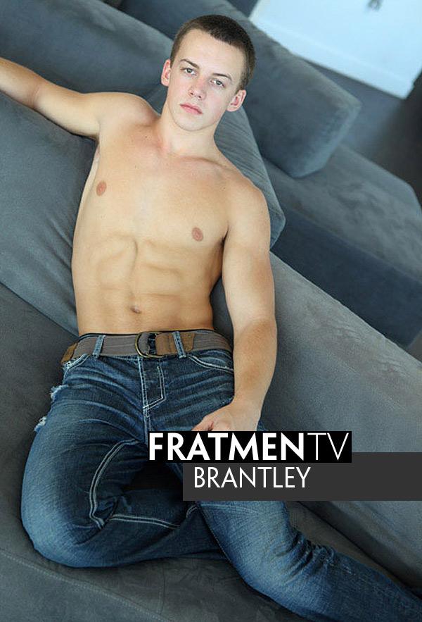 Brantley (Up-Close) at Fratmen.tv