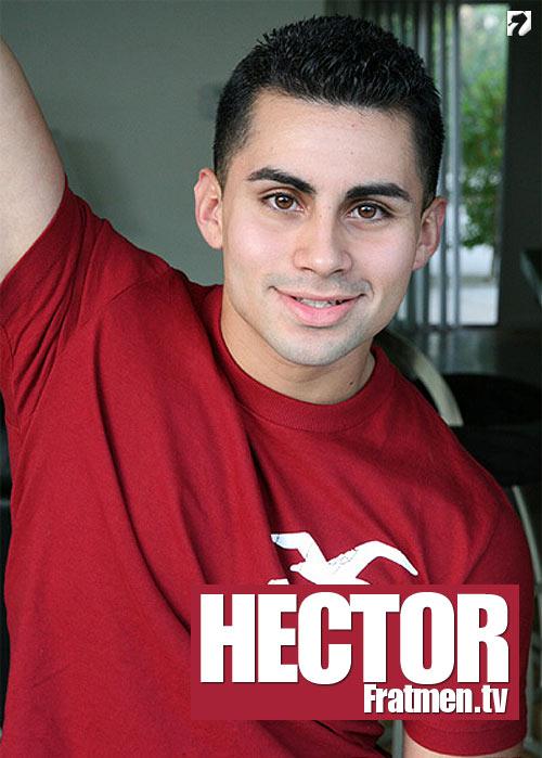 Hector at Fratmen.tv