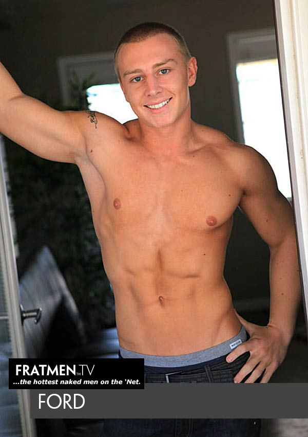 Ford (Innocent Young Jock) at Fratmen.tv