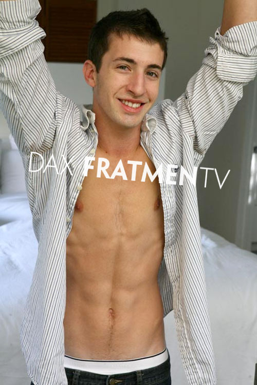 Dax (Naked College Frat Boy) at Fratmen.tv