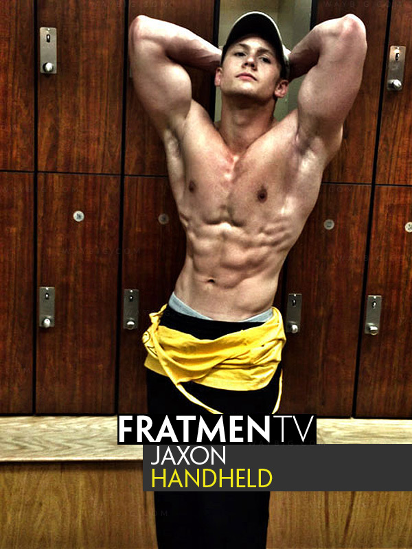 Raphael (Up-Close) at Fratmen.tv