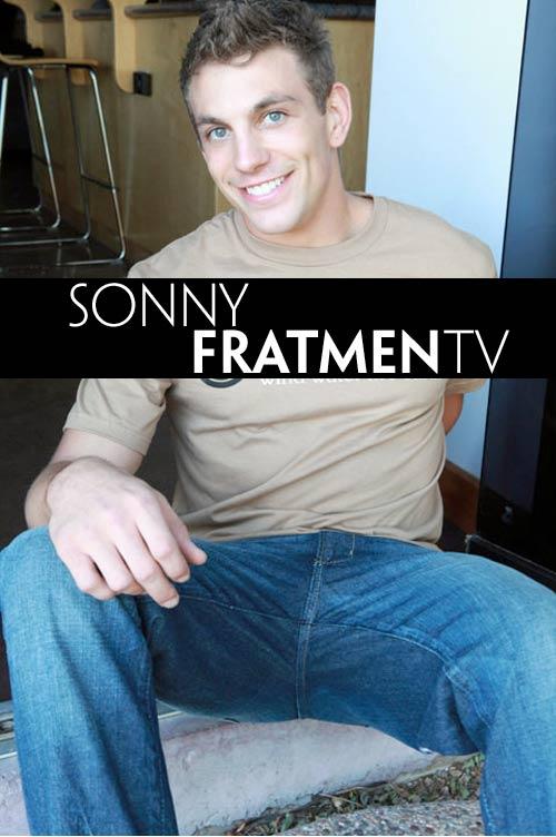 Sonny at Fratmen.tv