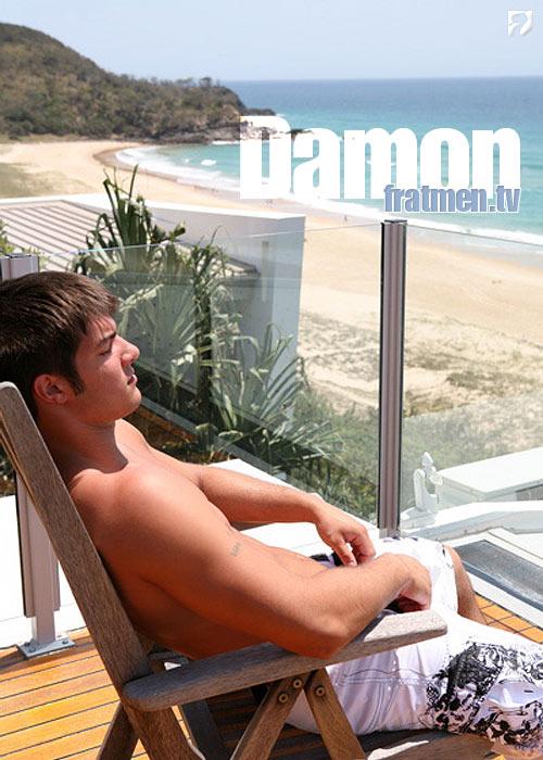 Damon in Alumni Weekend 5: Australia at Fratmen.tv