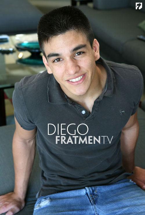 Diego at Fratmen.tv