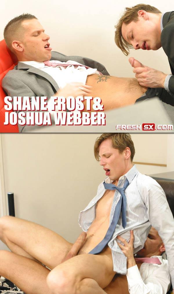 Shane Frost & Joshua Webber at FreshSX