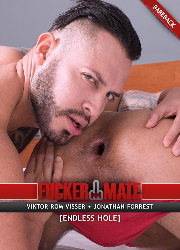 Endless Hole (Viktor Rom Visser Fucks Jonathan Forrest) (Bareback) at Fuckermate