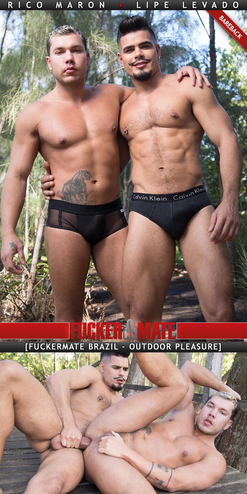 Outdoor Pleasure - Rico Marlon and Lipe Levado Cover