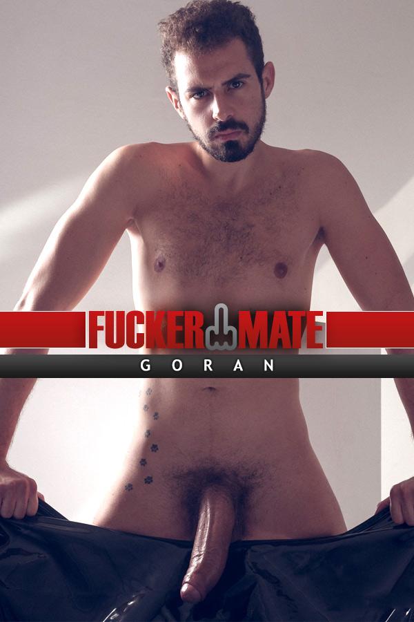 Goran at Fuckermate