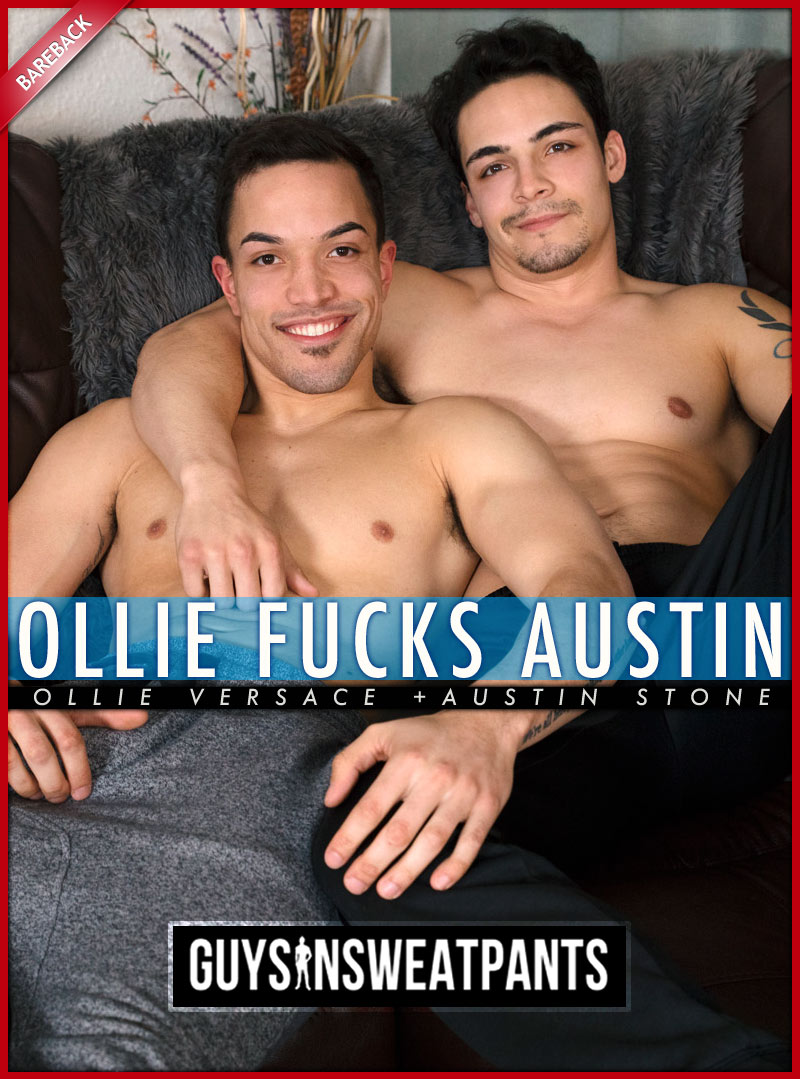 Ollie Versace Fucks Austin Stone at Guys In Sweatpants
