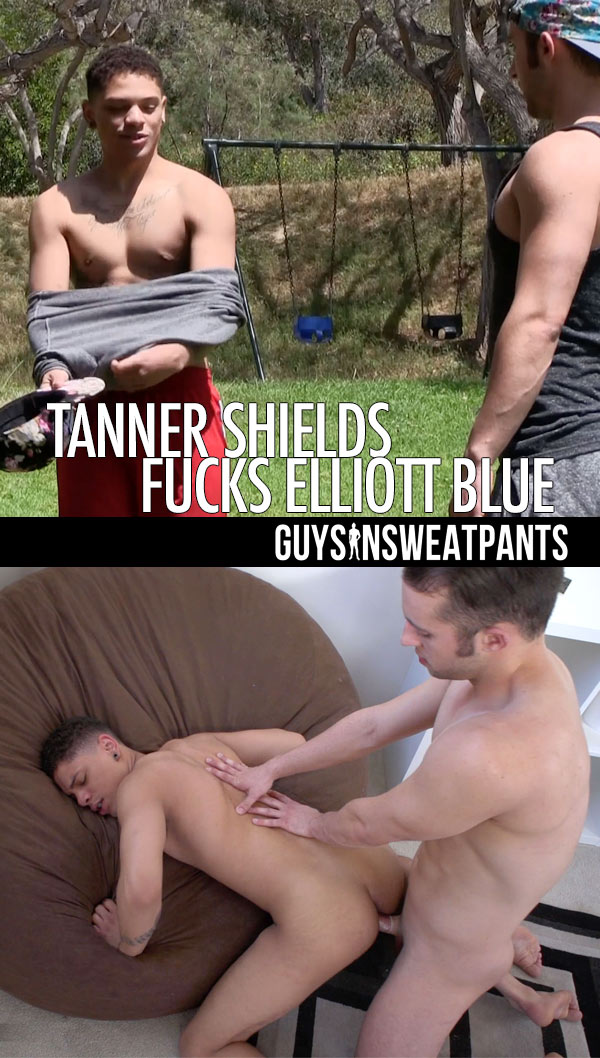 Tanner Shields Fucks Elliott Blue at Guys In Sweatpants