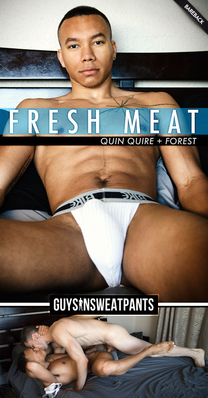 Fresh Meat (Quin Quire and Fresh Meat Forest Flip-Fuck) at Guys In Sweatpants