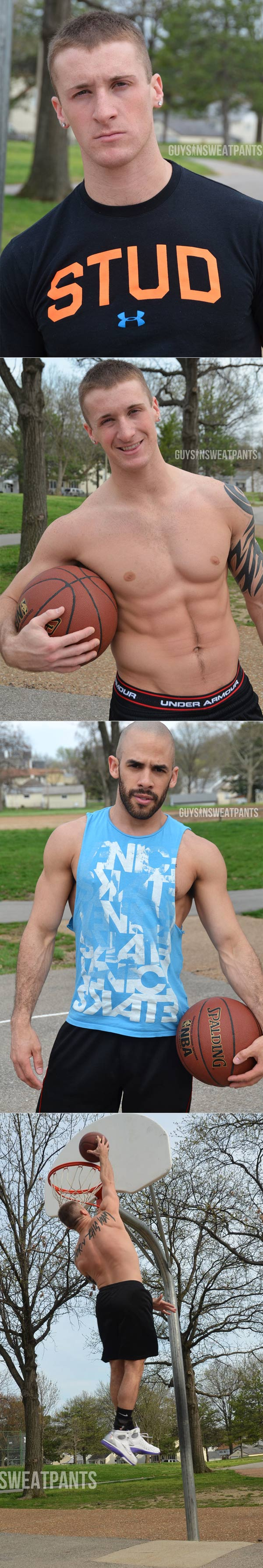 The Game (Austin Wilde & Connor Kline) at Guys In Sweatpants