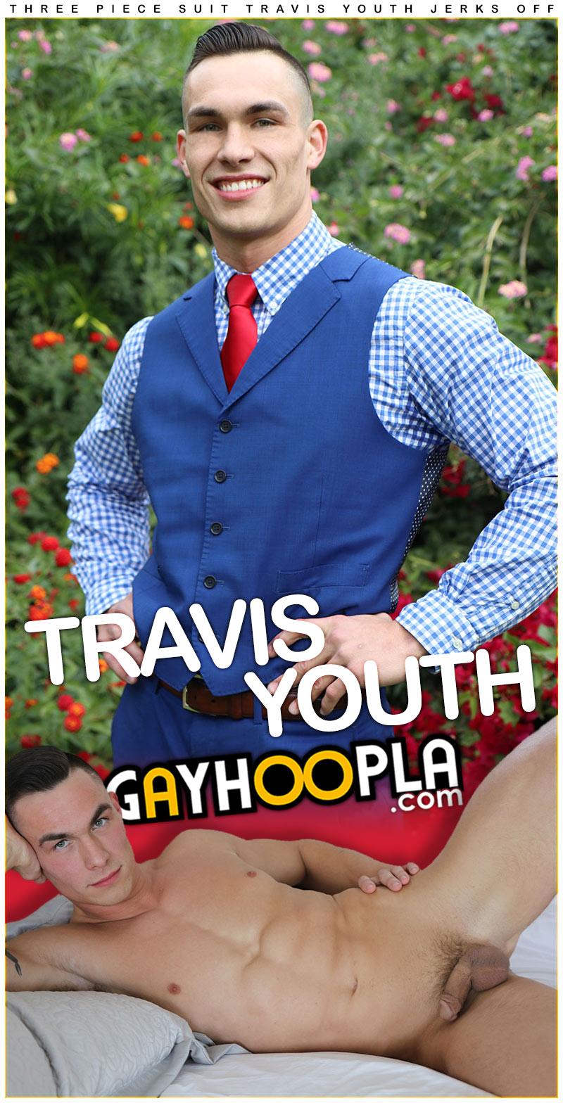 Travis Youth at GayHoopla