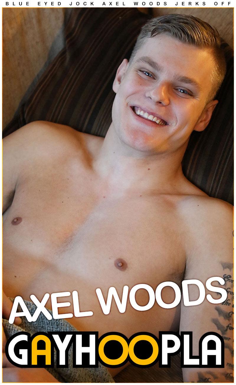 Axel Woods at GayHoopla