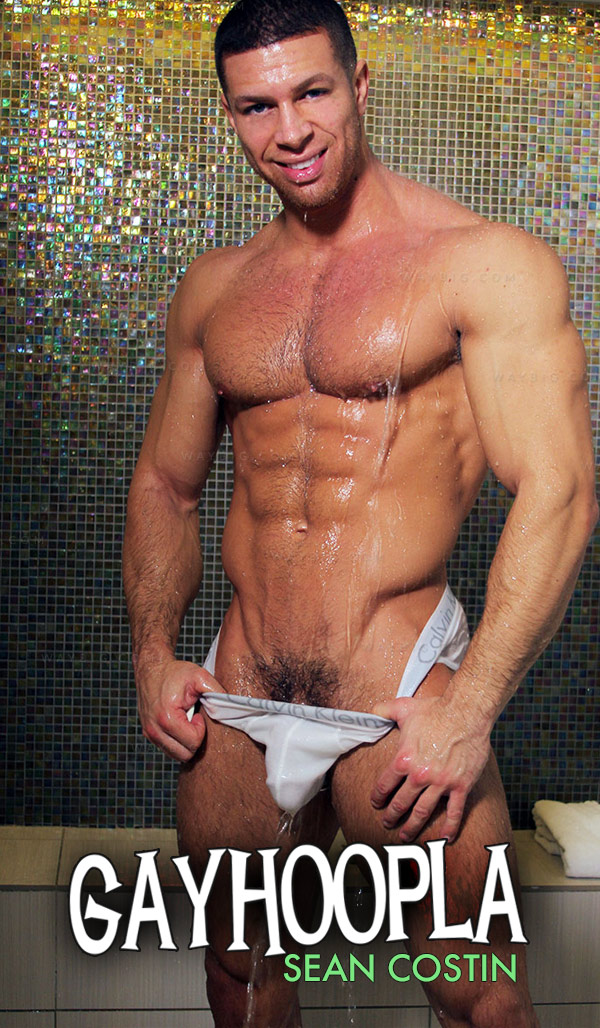 Sean Costin (Feature) at GayHoopla