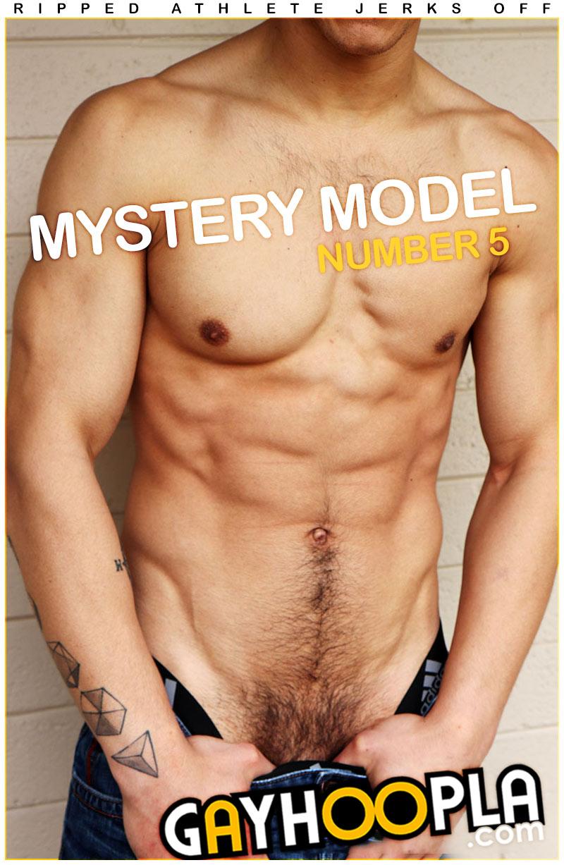 Mystery Model #5 at GayHoopla