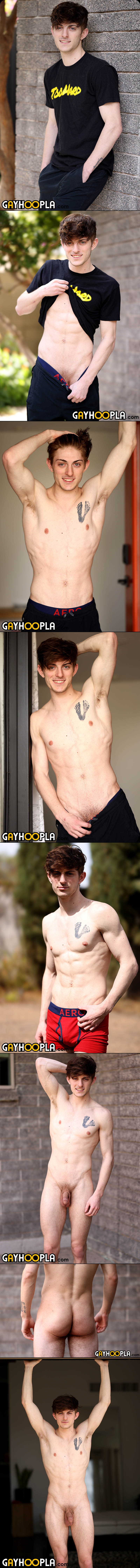 Bryce Kelly [TikTok Star Takes It To The Bedroom] at GayHoopla