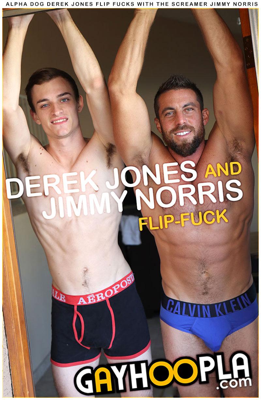 Derek Jones Fucks Jimmy Norris at GayHoopla