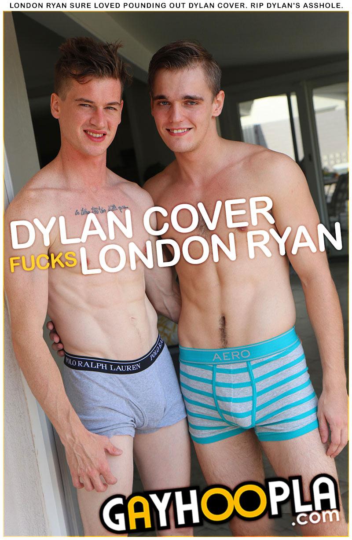Dylan Cover Fucks London Ryan at GayHoopla