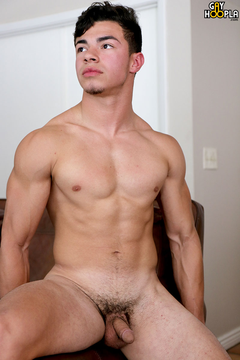 Julian Rodriguez at GayHoopla