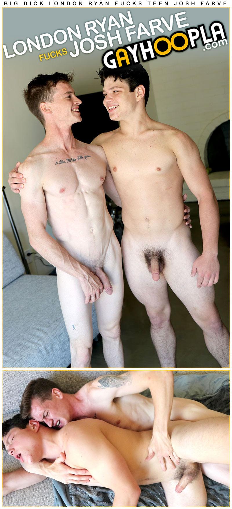 London Ryan Fucks Josh Farve at GayHoopla