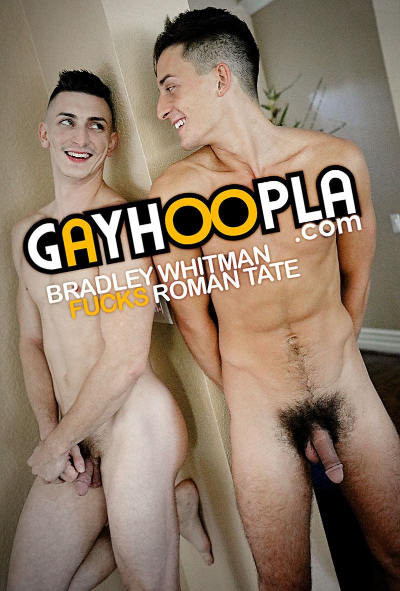 Bradley Whitman Fucks Roman Tate at GayHoopla