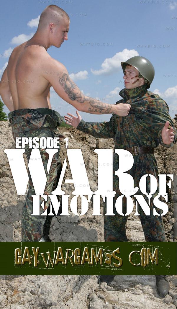 War of Emotions (Episode: 01) at Gay War Games