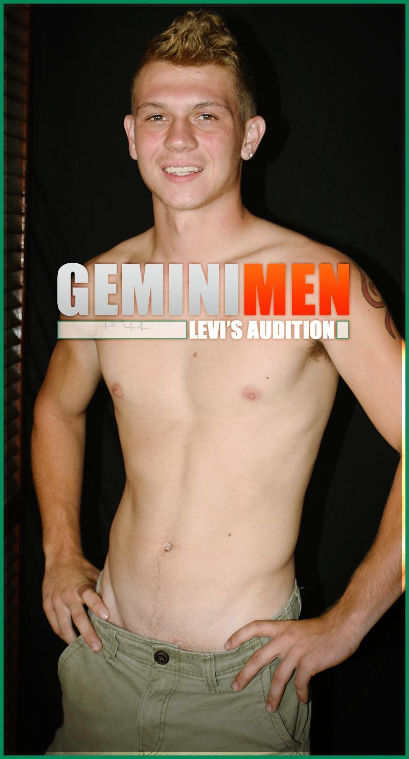 Levi's Audition at Gemini Men