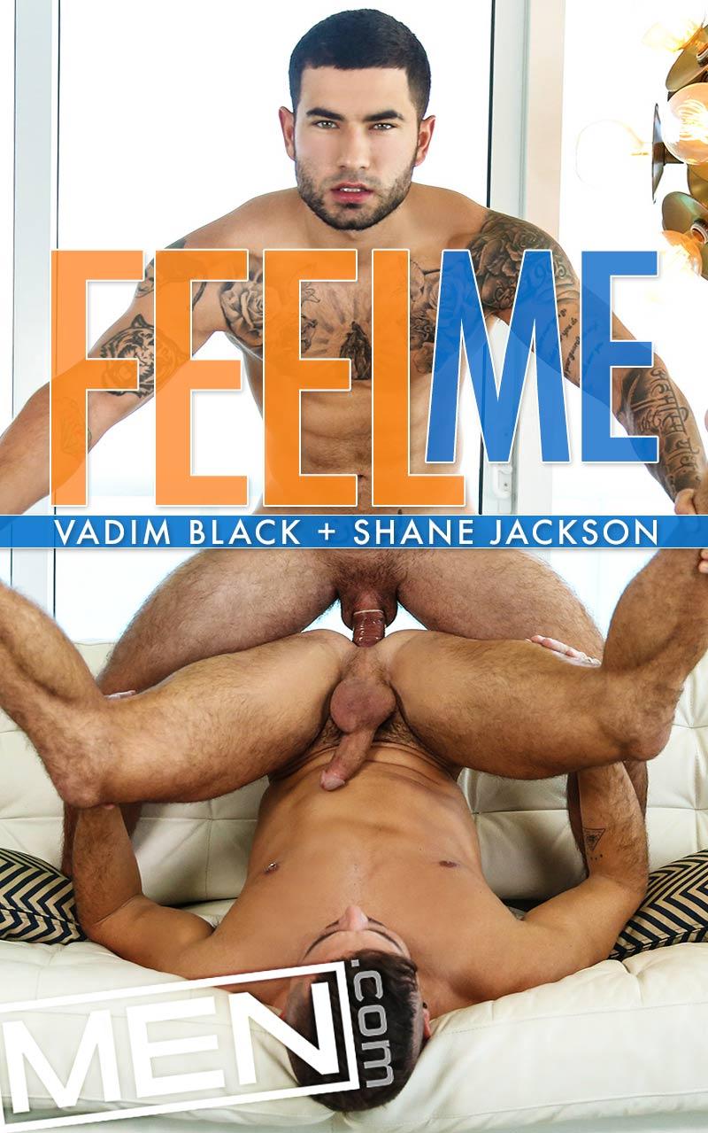 Feel Me (Vadim Black Fucks Shane Jackson) at Gods Of Men