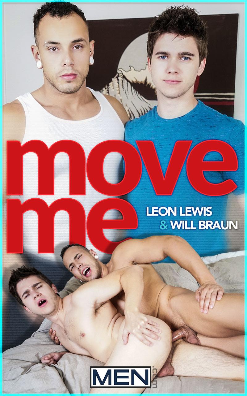 Move Me (Leon Lewis Fucks Will Braun) at Gods Of Men
