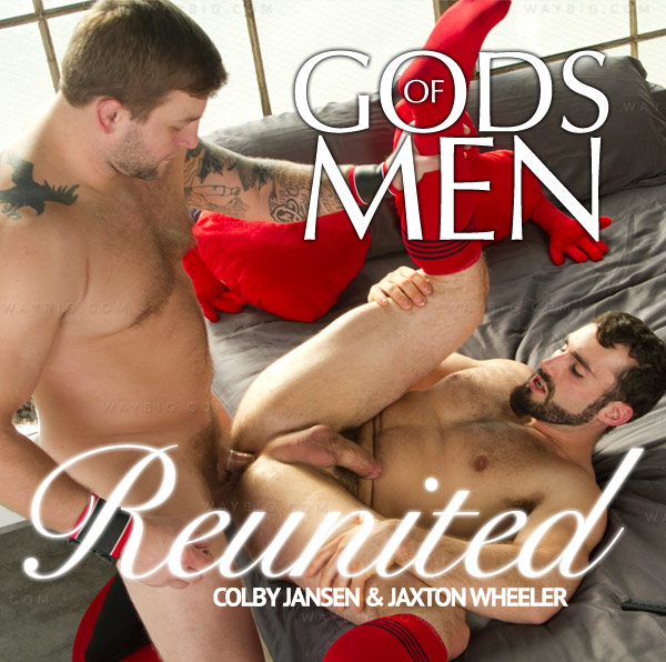 Reunited (Colby Jansen & Jaxton Wheeler) at Gods Of Men