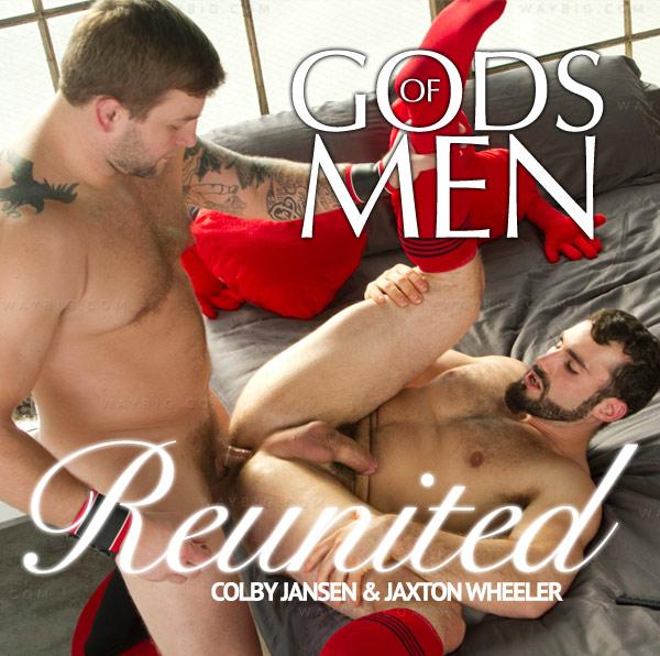 Reunited (Colby Jansen & Jaxton Wheeler) at Gods Of Men