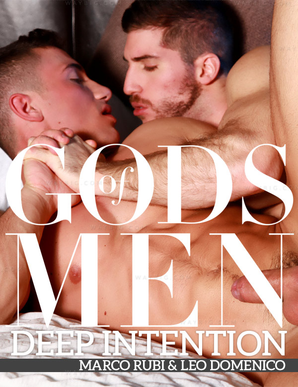 Deep Intention (Marco Rubi & Leo Domenico) at Gods Of Men