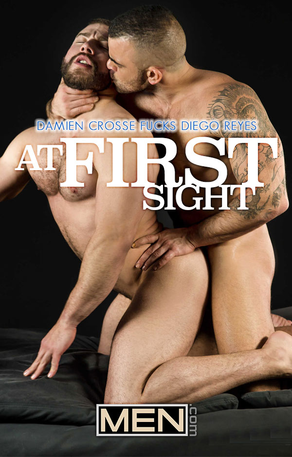 At First Sight (Damien Crosse Fucks Diego Reyes) at Gods Of Men
