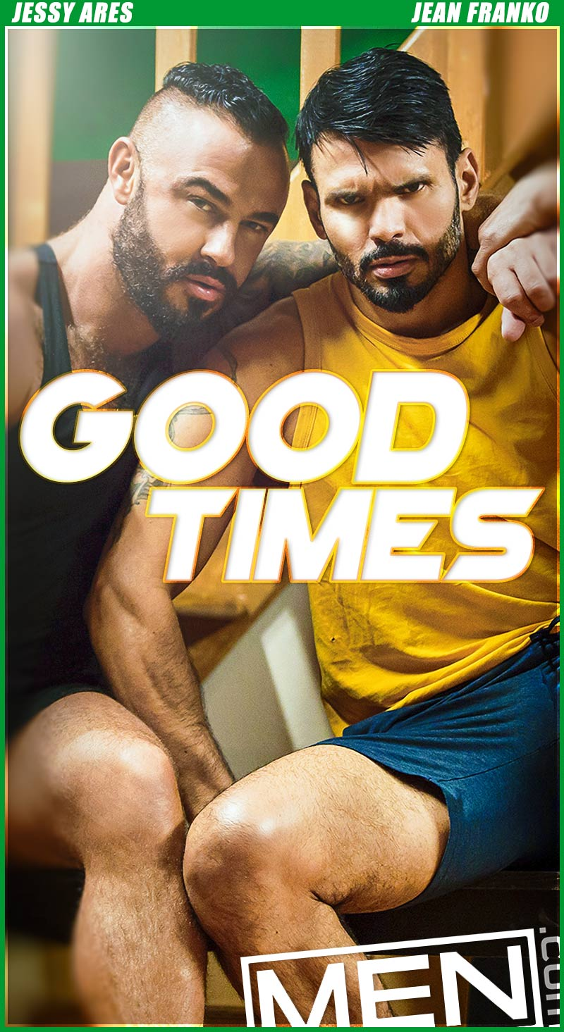 Good Times (Jean Franko and Jessy Ares Flip-Fuck) at Gods Of Men