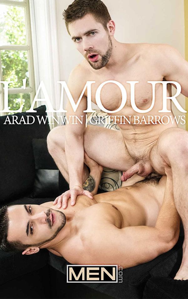 L'Amour (Arad Winwin Fucks Griffin Barrows) at Gods Of Men