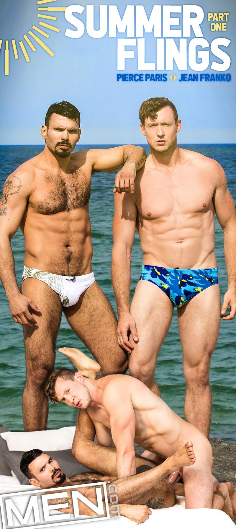 Summer Flings: Part 1 (Pierce Paris and Jean Franko Flip-Fuck) at Gods Of Men