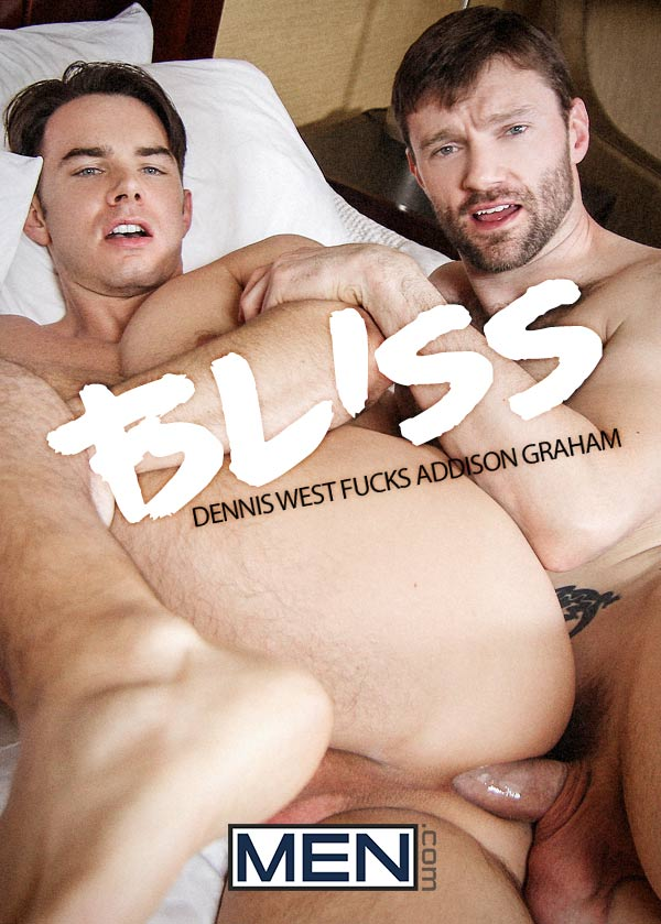 Bliss (Dennis West Fucks Addison Graham) at Gods Of Men