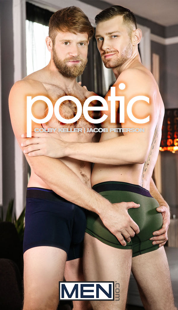 Poetic (Colby Keller Fucks Jacob Peterson) at Gods Of Men