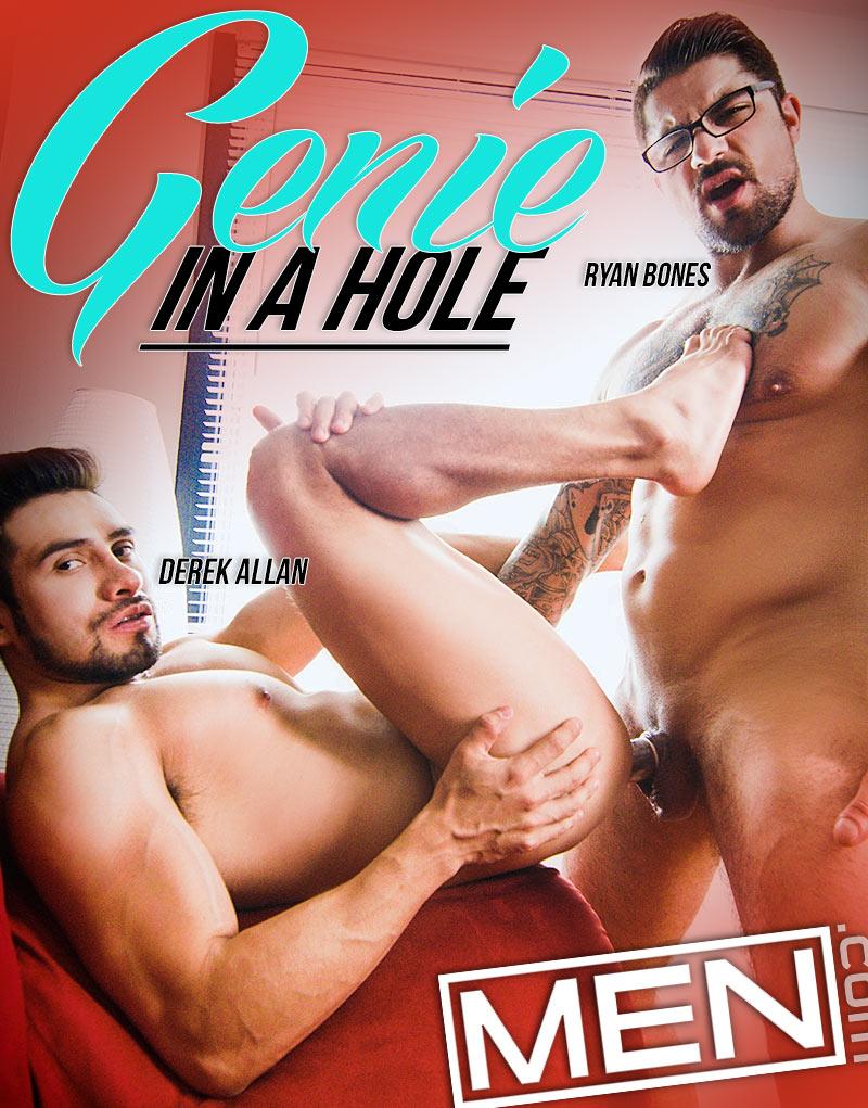 Genie in a Hole (Ryan Bones Fucks Derek Allan) at Gods Of Men