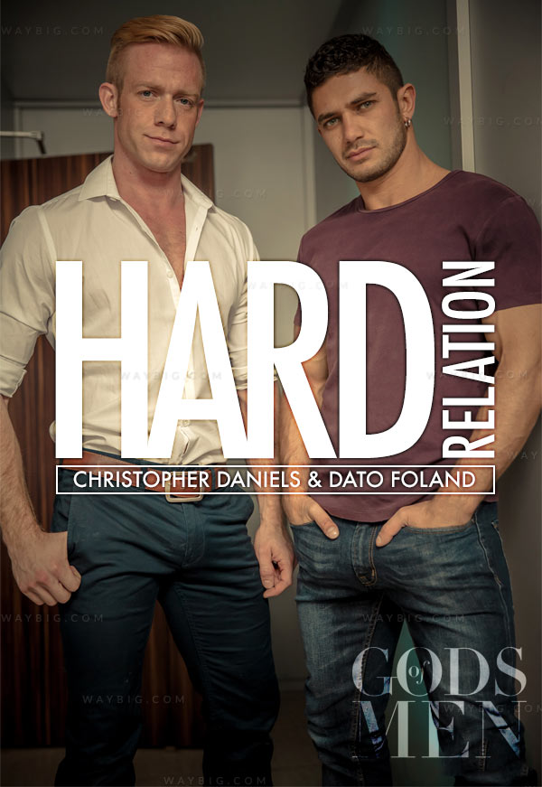 Hard Relation (Christopher Daniels & Dato Foland) at Gods Of Men