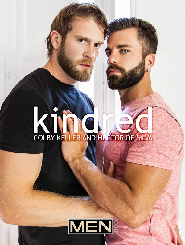 Kindred (Colby Keller & Hector De Silva Flip-Fuck) at Gods Of Men
