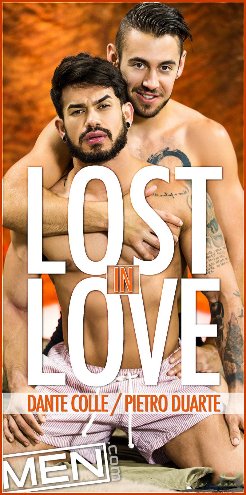 Lost In Love (Dante Colle Fucks Pietro Duarte) at Gods Of Men